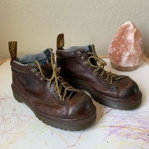 Doc Martens hiking boots